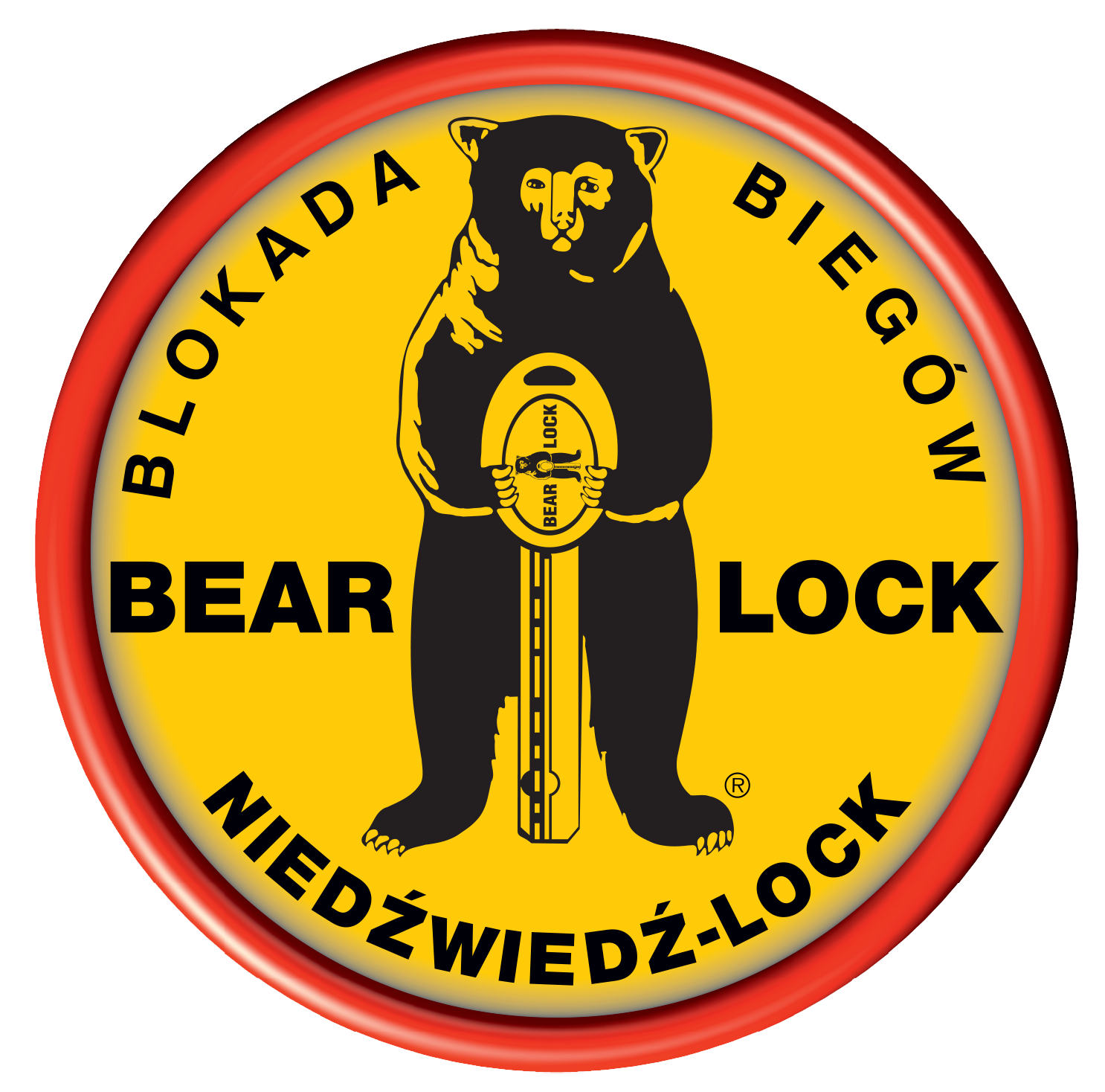 """Замки КПП та керма """"Bear-Lock"""". Надійний захист від викрадення авто."""