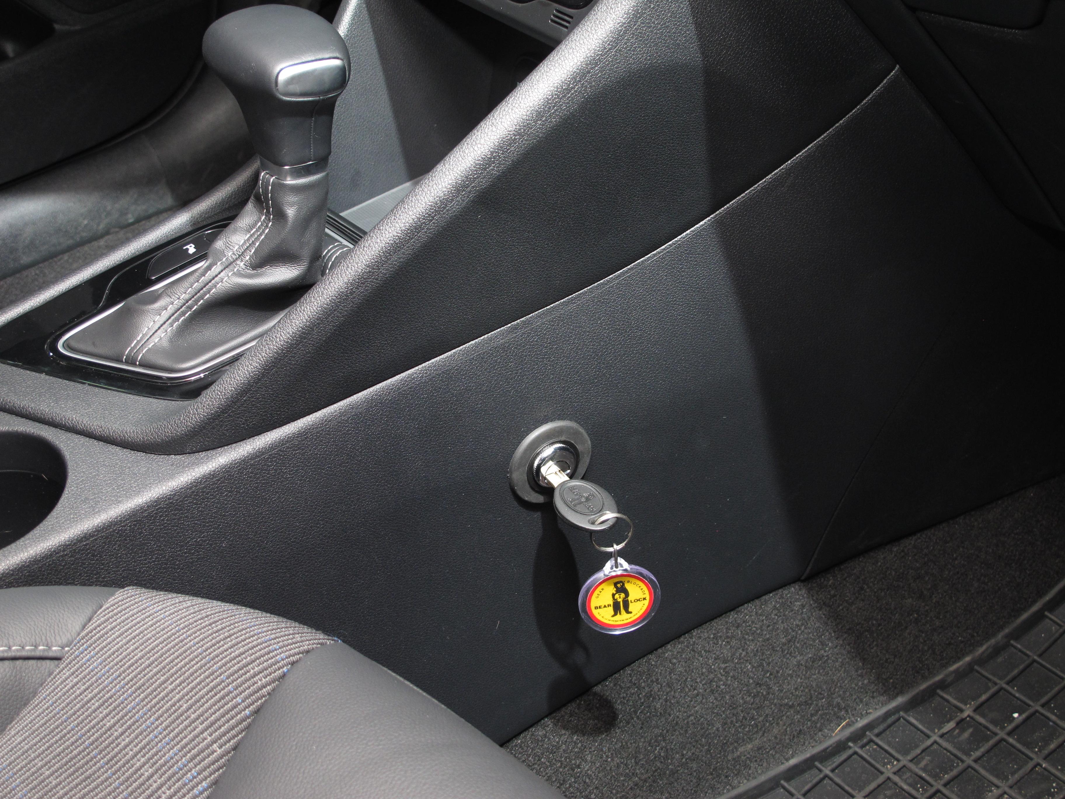 """Нові розробки систем захисту авто від викрадення """"Bear-Lock"""", березень 2017"""