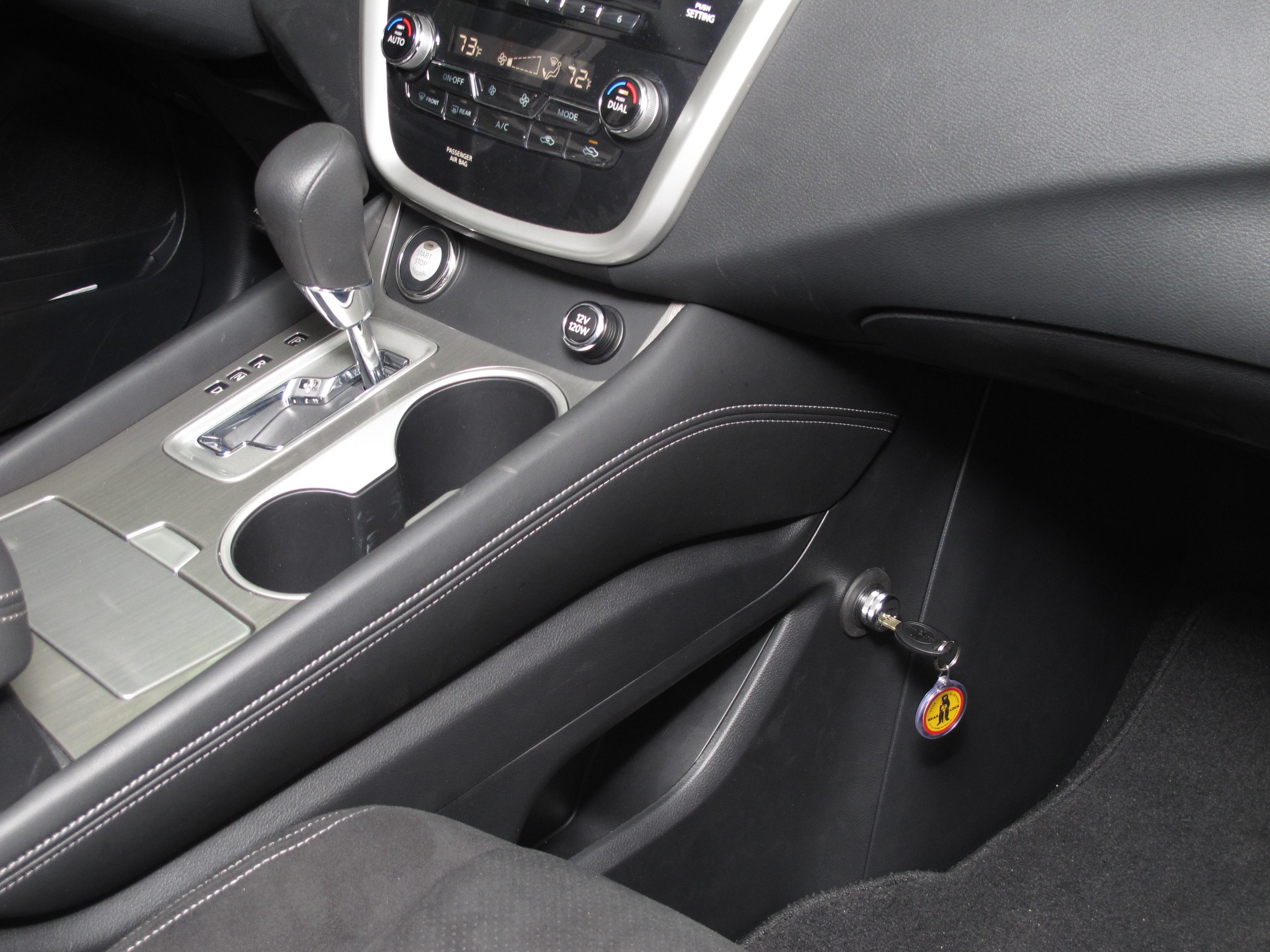 """Нові розробки систем захисту авто від викрадення """"Bear-Lock"""", травень 2017"""