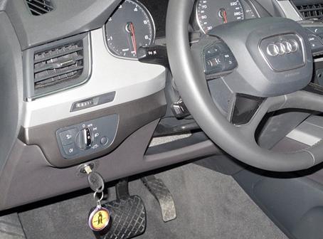 """Нові розробки систем захисту авто від викрадення """"Bear-Lock"""", травень, 2018."""